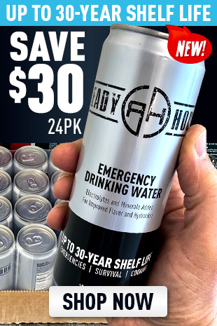 Ready Hour Emergency Drinking Water